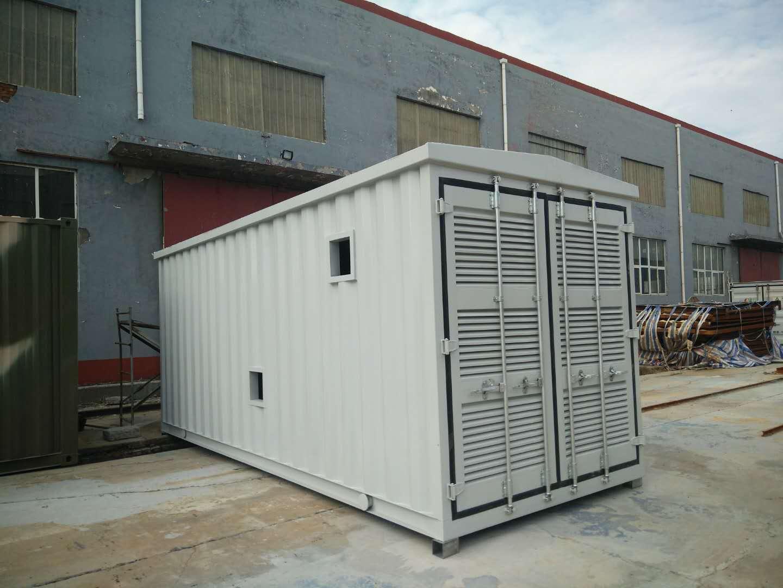 电力能源箱